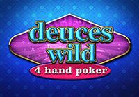 Deuces Wild Poker 4 Hand